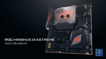 ROG Maximus IX Extreme - Cool to the Extreme